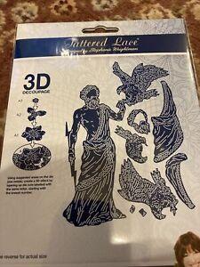 Tattered Lace 3 D Decoupage Due. Zeus 464037