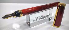 S.T Dupont Chairman Grenat Fountain Pen # 410287 **CLOSEOUT SALE!**
