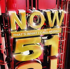 NOW  51 - THATS WHAT I CALL MUSIC / VARIOUS ARTISTS  -  2 CD SET