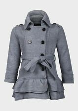 Chillipop Ragazze Peplo Jersey Coat (2y-4y)