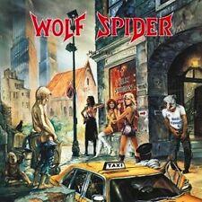 CD WOLF SPIDER Hue Of Evil / remastered