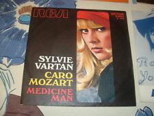 "SYLVIE VARTAN "" CARO MOZART - MEDICINE MAN "" ITALY'71"