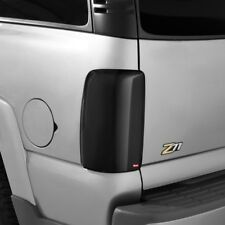 For Chevy Silverado 3500 01-02 Westin Wade Smoke Solid Tail Light Covers