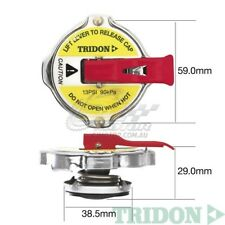 TRIDON RADIATOR CAP SAFETY LEVER FOR Leyland Mini 01/72-12/83 4 998cc 1.3L