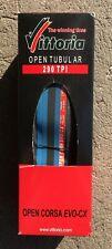 Copertoncino open tubular Vittoria Open Corsa Evo CX 290 blu TPI 700x23 bike