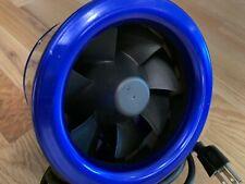 Four (4) hyper fans 6 inch 315 cfm 35 watts No speed controller
