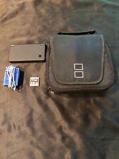 Nintendo DSi Bundle, Black Console With Tony Hawk Game, XL Case, Charger