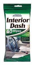 Interior Clean & Brillo Toallitas - 40 Toallitas by Car Pride