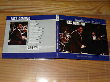 FATS DOMINO - LIVE FROM AUSTIN TX / DIGIPACK-CD 2006