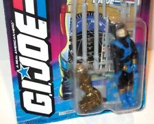 RARE Star Brigade GI Joe Black & Blue Payload Astro Pilot 1993 Action Figure