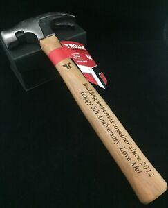 Hammer Engraved Fathers Day