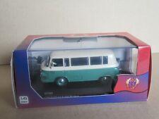391O IST Models IST025 Barkas B1000 Minibus 1965 DDR Bicolore 1:43 Neuf + Boite