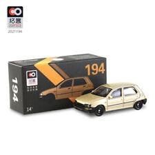 XcarToys 1:64 Tianjin Daihatsu Charade Champaign Gold Model Car