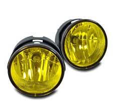 2007-2015 FORD EXPEDITION SUV/2008-2011 RANGER BUMPER YELLOW FOG LIGHTS LAMP KIT