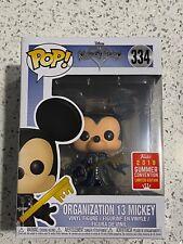 Funko Pop! Disney Organization 13 Mickey Mouse Kingdom Hearts 2018 Summer