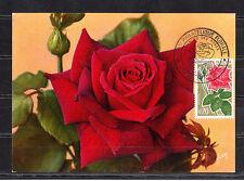 carte   1er jour  floralie  rose 20c  Vertolaye      1962