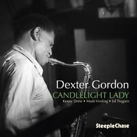 Dexter Gordon - Candlelight Lady [New CD] UK - Import
