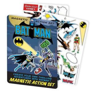 Batman Magnetic Action Set, 2 Sheets