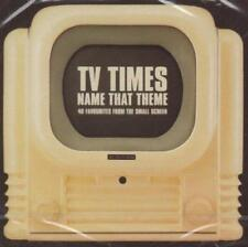 TV Times - Name That Theme, Various Artists, Good Soundtrack