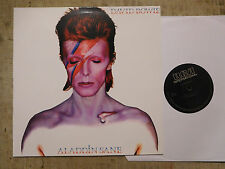 David Bowie ‎– Aladdin Sane - LP MINT LIKE NEW