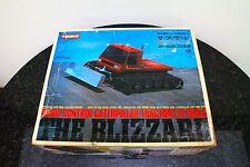 Very Very Rare, Kyosho The blizzard, 1982, 1/12, First version, NIB, Vintage
