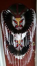 Native American Style, Contemporary Fancy Bustle Set, Teen, Regalia, Pow-Wow