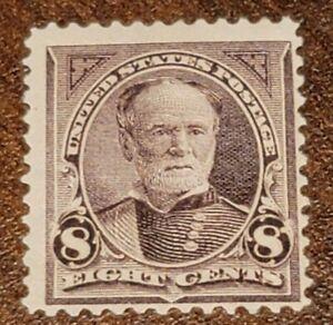 Scott#: 272 - William Sherman Mint LH OG - Lot 1