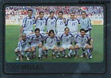N°535 VIGNETTE PANINI CHAMPION GREECE 2004  EURO 2008  STICKER