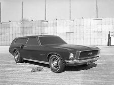 1966 Mustang Utility Wagon Concept Car   8 x 10  Photographs