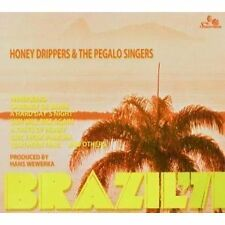 Honey Drippers & the Pegalo Singers Brazil '71 DIGIPAK