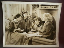 PHOTO VINTAGE LES QUATRE FILLES DU DOCTEUR MARCH LITTLE WOMEN 1933