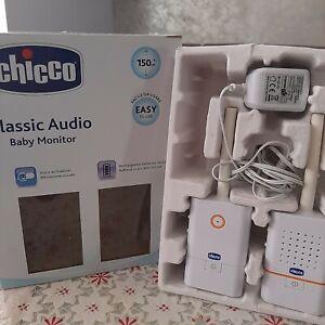 BABY MONITOR CHICCO CLASSIC AUDIO BUONISSIME CONDIZIONI