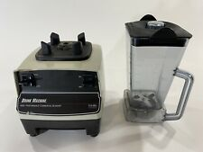 Vitamix Commercial Blender Vm0100 Works Greatpitcher Is Damaged Will Need New1