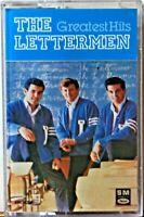 Cassette Lettermen Greatest Hits TESTED Shangri-La -Hurt So Bad  -A Summer Place