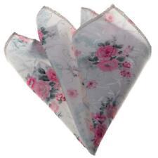 Luxury Men's Silk Pocket Square Hanky Handkerchief