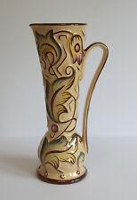 Vintage Gothic Hand Painted Wade Vase / Jug / Pitcher