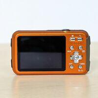Panasonic LUMIX DMC-TS25 16.1MP 4x Zoom Durable Tough Digital Camera - Working