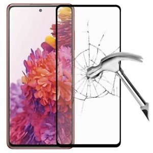 5D Tempered Glass Screen Protector For Samsung Galaxy S20 S10 S9 S8 A21 A50 A71