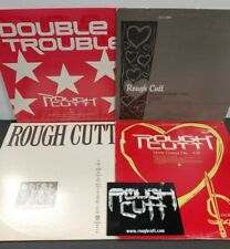 "Rough Cutt - Lot of 4 Promo Vinyl 12"" Singles 1985-1986"