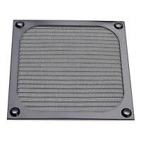 120mm Black Computer PC Dustproof Cooler Fan Case Cooling Cover Dust Filter Mesh