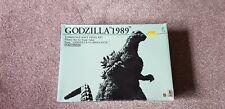 Kaiyodo Godzilla 1989 figure kit 20cm vinyl model kit Yuji Sakai Complete In Box