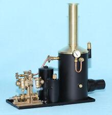 "4049 3"" Vertical Boiler/Clyde Steam Plant Kit - Assembled"