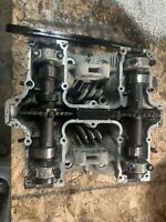 82 YAMAHA XS400 SECA MAXIM XS 400 ENGINE CYLINDER HEAD AND CAM SHAFTS (1023)