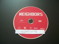 Neighbors (DVD, 2014) - PERFECT NO SCRATCHES - DISC ONLY - NO BOX OR CODES