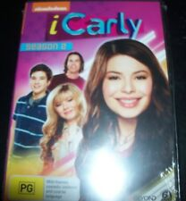 I carly / ICarly Season 2 (Australia Region 4) 6 DVD – New