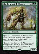 MTG Magic BFZ - Greenwarden of Murasa/Gardien vert de Murasa, French/VF