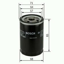 0451103272 BOSCH OIL FILTER P3272 [FILTERS - OIL] BRAND NEW GENUINE PART