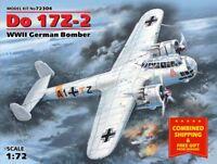 ICM 72304 - 1/72 DO 17Z-2 German Bomber 1939-1945, WWII, scale model kit