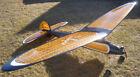 Model Airplane Plans (FF): Vintage 1938 VALKYRIE 10' Wingspan by Carl Goldberg
