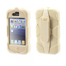 IPhone 4 4s Griffin Survivor arena cubierta protectora outdoor military case correa clip